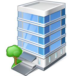 Office Building Icon Go For Filing